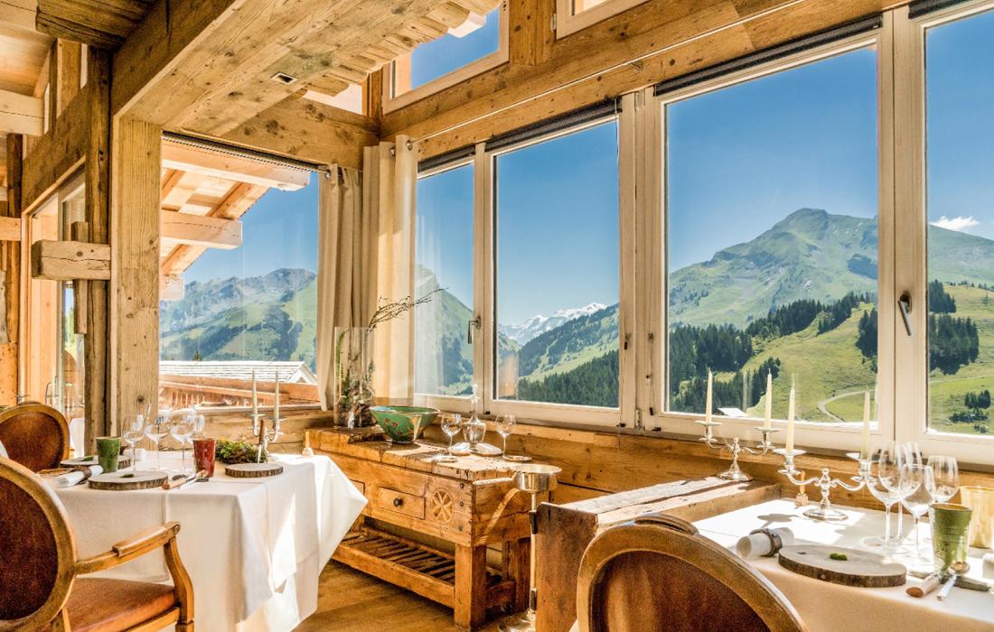 marc veyrat la maison des bois luxe infinity magazine lifestyle. Black Bedroom Furniture Sets. Home Design Ideas