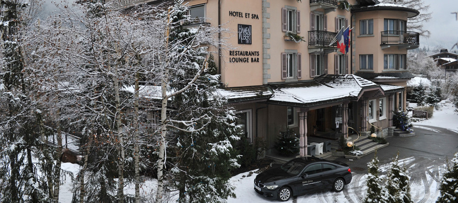 BMW et Relais & Châteaux, partenaires de Route