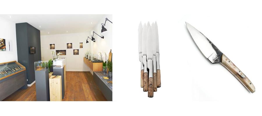 Ceccaldi Artisan d'art créateur de couteaux français