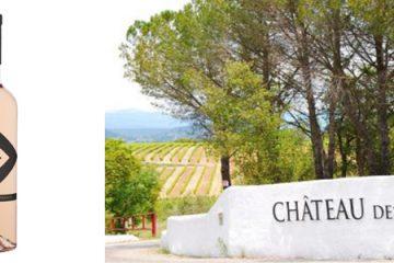 Le Château des Bertrands Rosé 2015 AOP Côtes de Provence