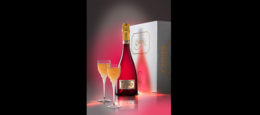 Champagne Cattier: La Cuvée Red Kiss