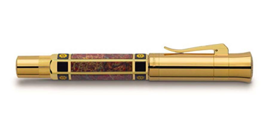 Graf von Faber-Castell dévoile un stylo d'exception
