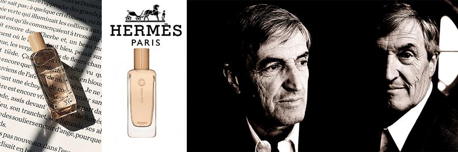 Jean-Claude Ellena de Hermès, un parfumeur littéraire