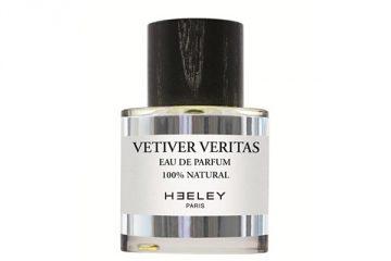 James Heeley : Vetiver Veritas pour homme