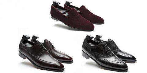 John Lobb : trois modèles exclusifs réservés aux boutiques parisiennes