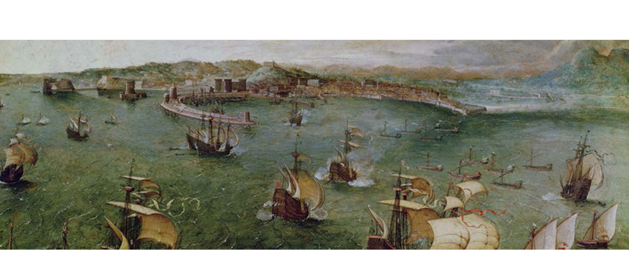 La Flandre et la mer de Pieter l'Ancien à Jan Brueghel de Velours