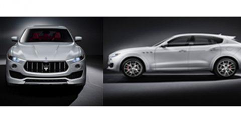 Maserati dévoile son premier SUV : Levante
