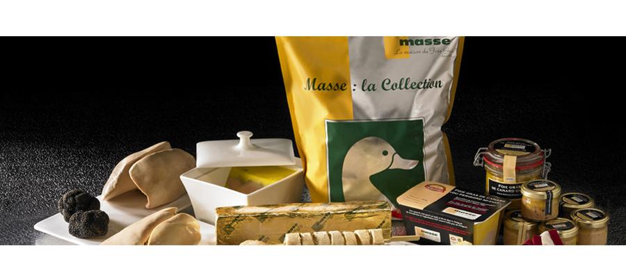 Maison Masse - Spécialiste du foie gras et des produits gastronomiques depuis 1884 1