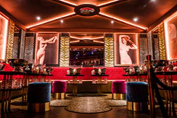 "Restaurant-club: "" Le Matignon """