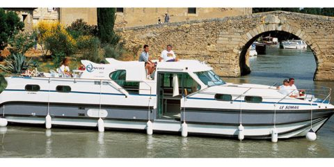 Nicols: Le Tourisme Fluvial par excellence