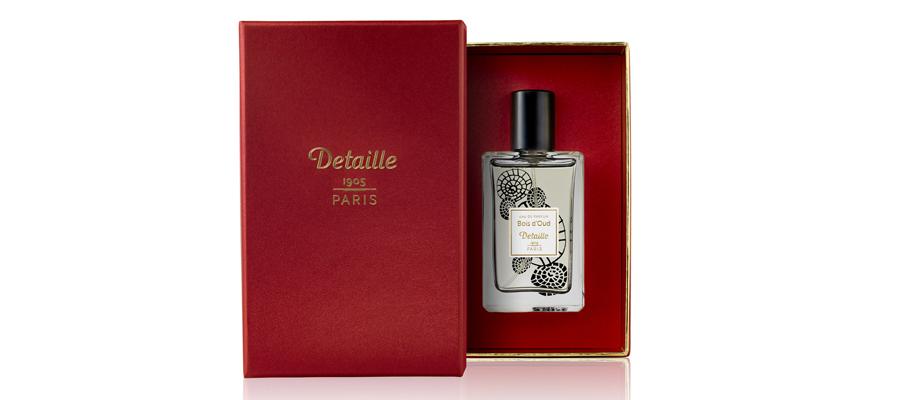 Parfumerie Detaille : Ode à la modernité