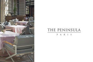 Hôtel The Peninsula Paris : Un été festif et gourmand 2