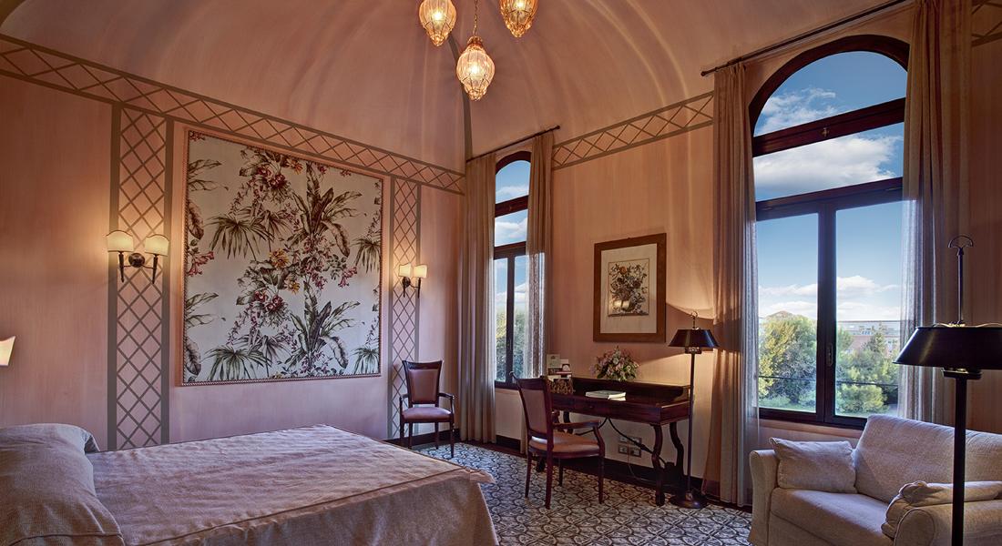 BAUER PALLADIO HOTEL & SPA : PARFUM DE RELIGIEUSES