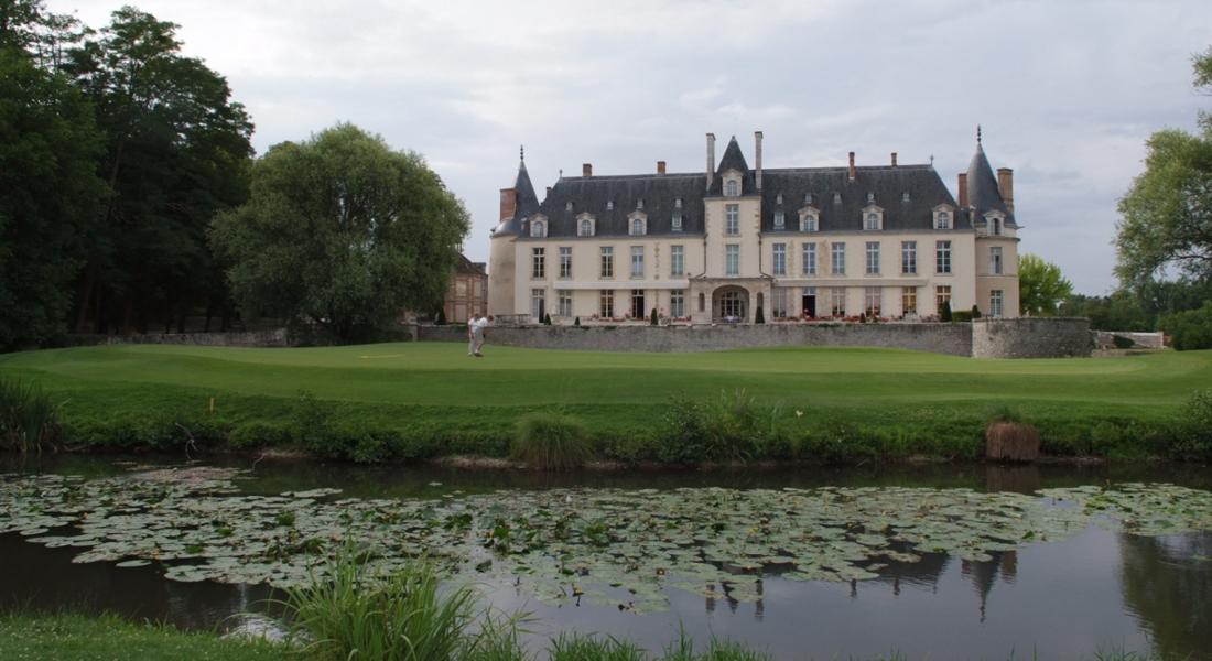CHATEAU D'AUGERVILLE : L'HISTOIRE EN 18 TROUS 3