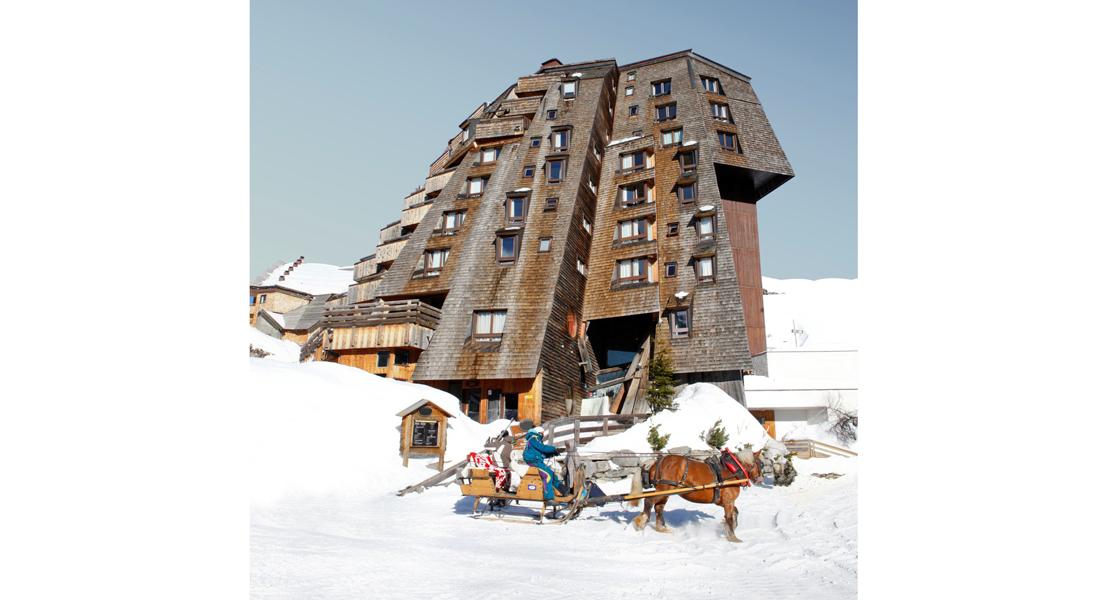 HOTEL DES DROMONTS : SKI AUX PIEDS 2
