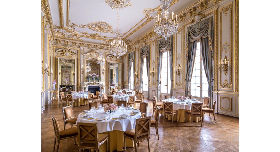 SHANGRI-LA HOTEL PARIS : EN SOUVENIR DE BONAPARTE