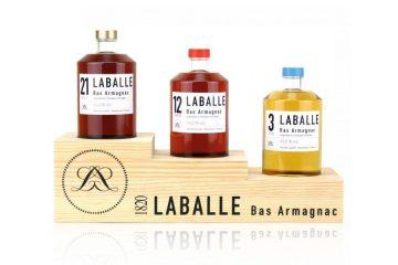 LABALLE : Armagnac nouvelle génération