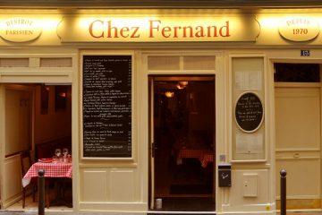 CHEZ FERNAND : Une institution parisienne de la bistronomie