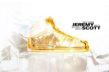 Le premier parfum Jeremy Scott pour ADIDAS ORIGINALS en vente dès février