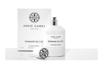 Le monde parfumé d'HERVE GAMBS