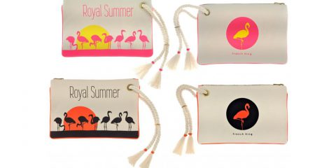 FRENCH KING : Pochettes Royal Summer...