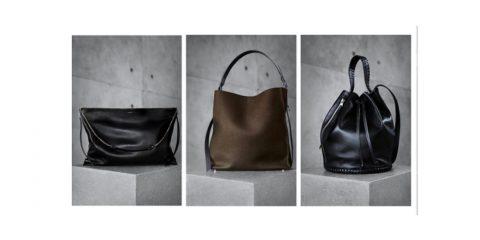 AllSaints lance sa première collection complète de sacs pour femme