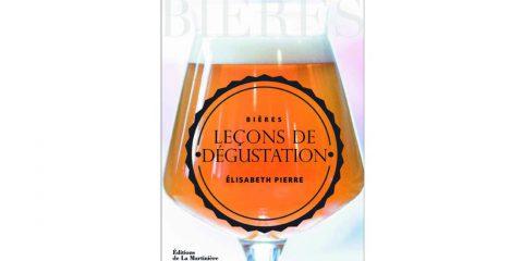 LIVRE : Bières - Leçons de dégustation