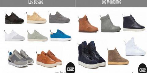 CLAE : Les souliers de l'homme moderne