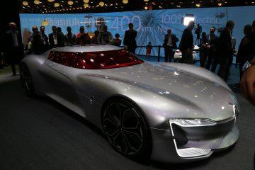 Le mondial de l'automobile 2016 1