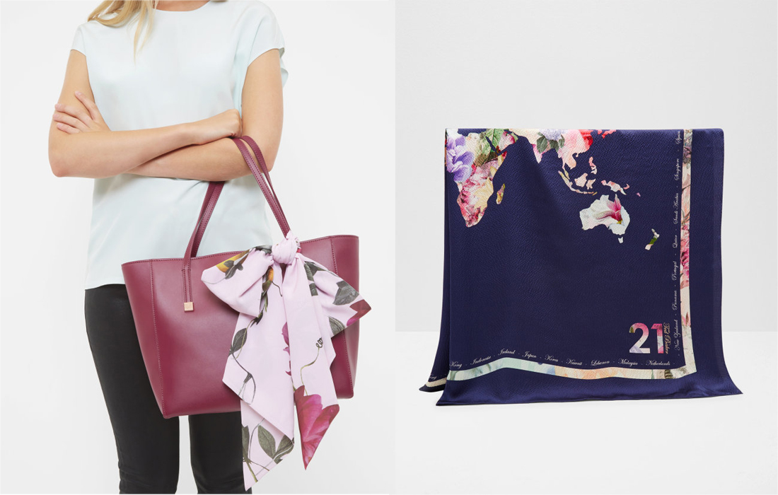 Ted Baker : une nouvelle collection qui en jette ! 2