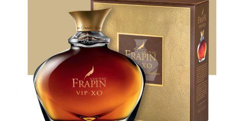 Maison Frapin : Un écrin d'exception pour son Cognac VIP XO 1