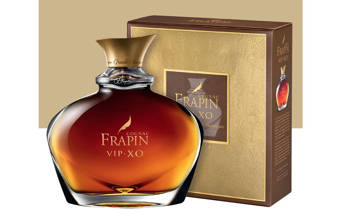 Maison Frapin : Un écrin d'exception pour son Cognac VIP XO