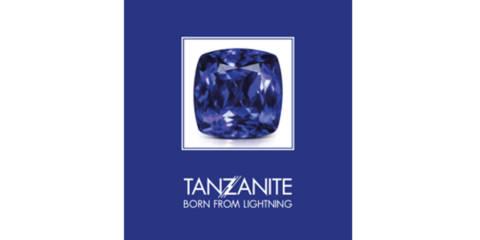 TANZANITE BORN FROM LIGHTNING
