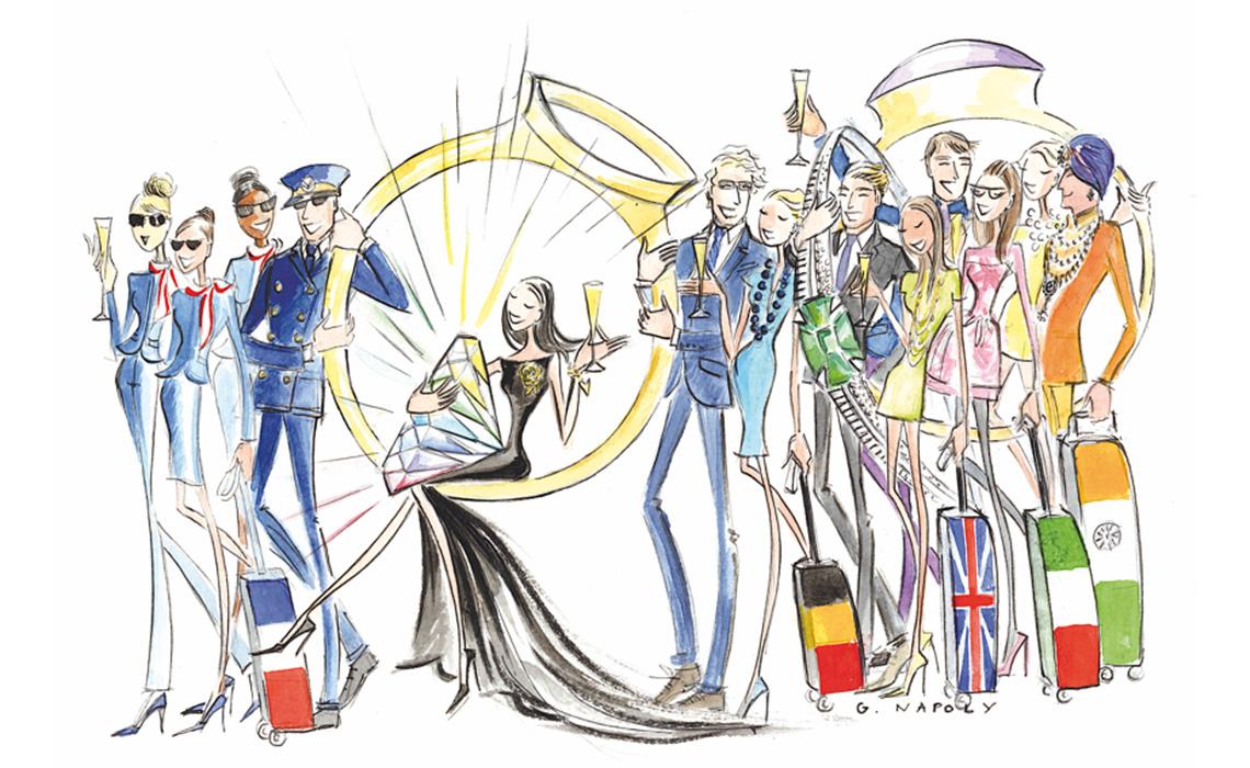 L'édition 2016 du salon Mes Créateurs Joailliers à Saint-Germain des Prés
