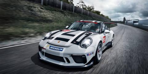 La nouvelle Porsche 911 GT3 Cup avec motorisation ultramoderne 3