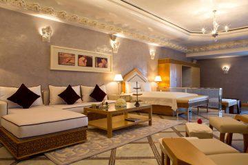 Es Saadi Palace Spa Marrakech : Un écrin dans le Spa 1