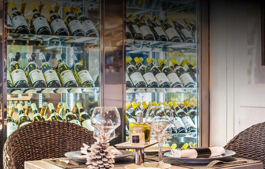 Le Bar à Huîtres : Restaurant de Haute Mer 2