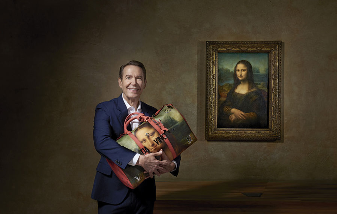 La collection « Masters » Jeff Koons et Louis Vuitton, la collaboration des grands maîtres