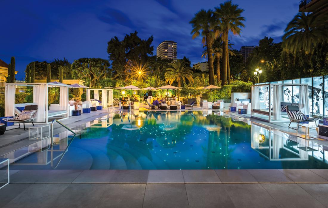 Le premier spa de Givenchy sur Monaco