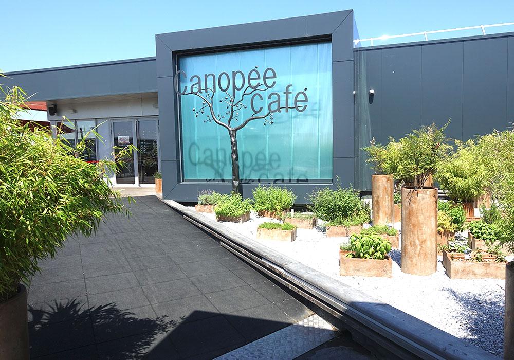 Le Canopée Café, la restauration «bistronomique» bordelaise