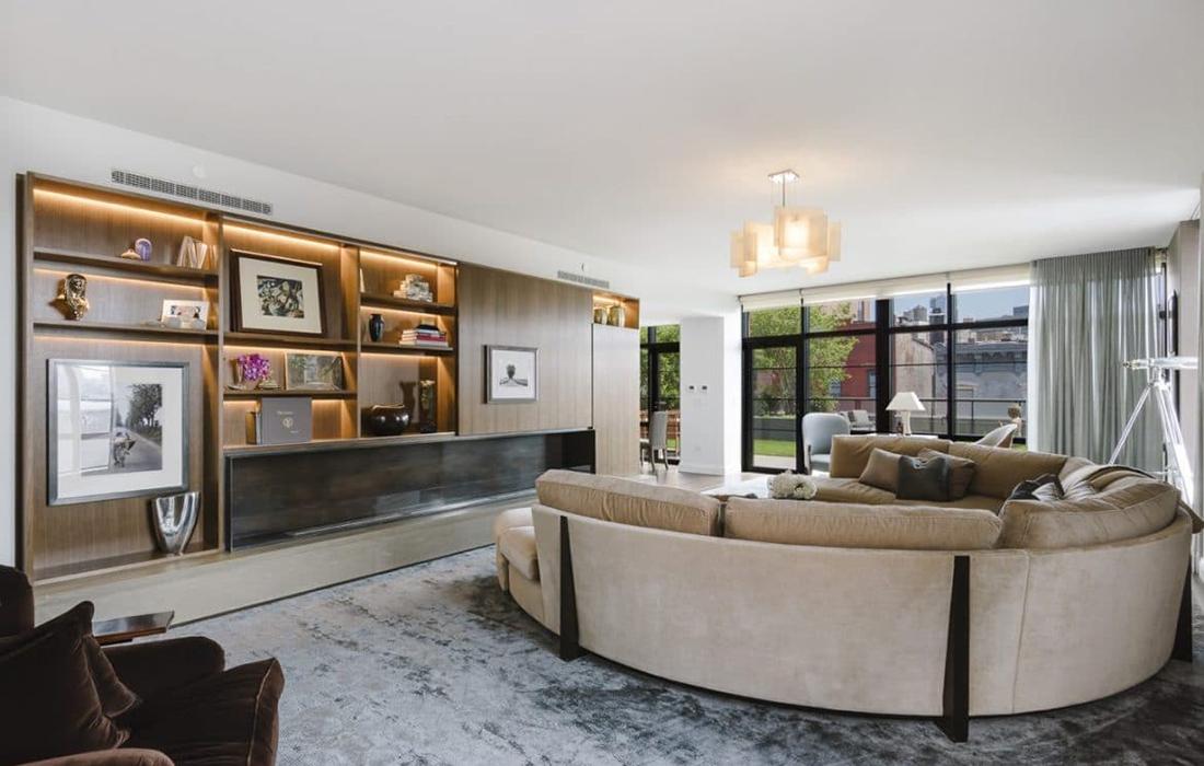 Le duplex exceptionnel 150 Charles Street de Jon Bon Jovi en vente