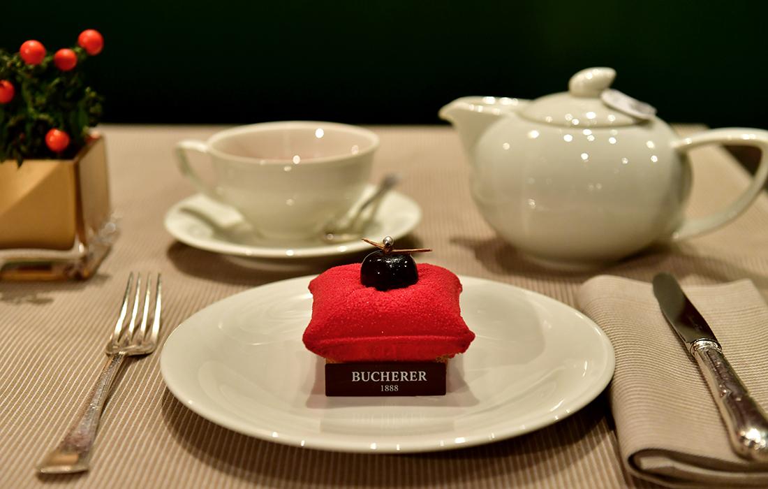 La Maison Bucherer et l'Hôtel Westminsters'associent une fois de pluspour ravir nos papilles!