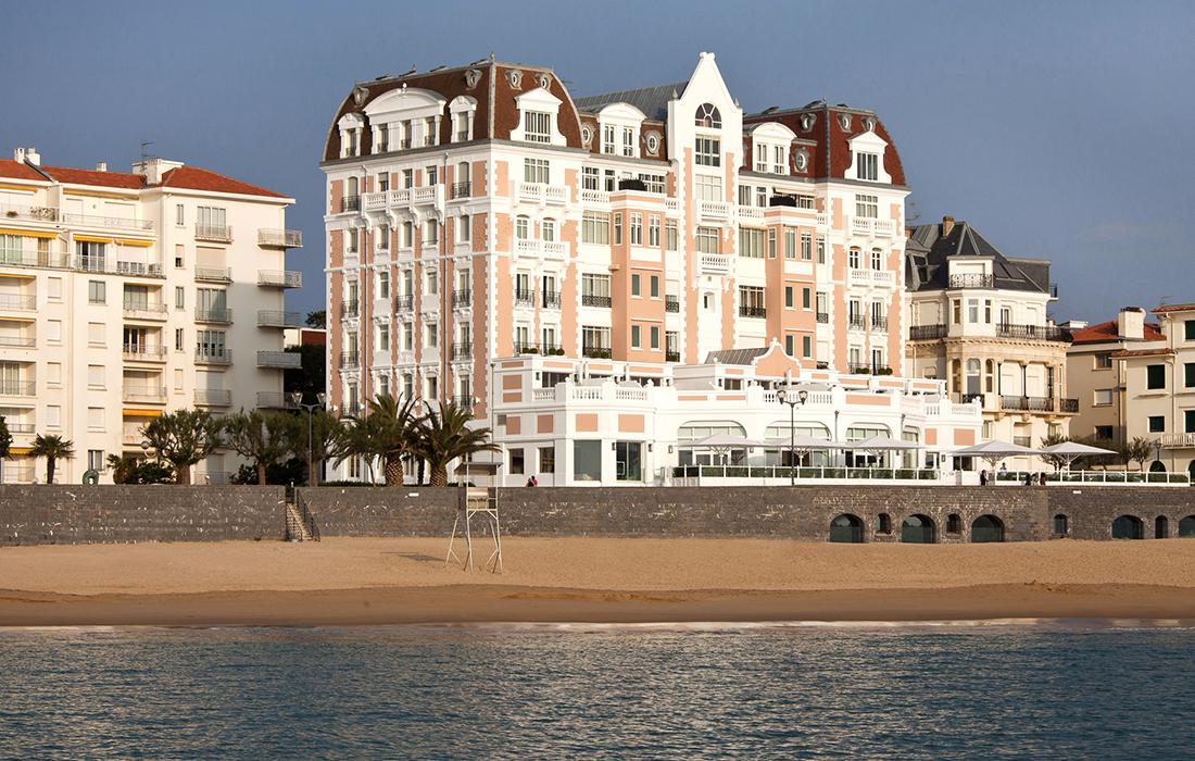 Le Grand Hôtel Thalasso & Spa Saint-Jean-de-Luz