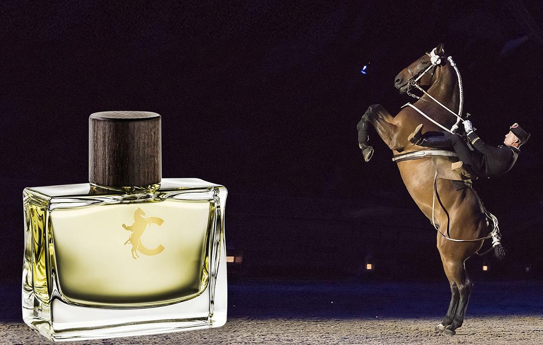 Cadre noir, le nouveau parfum