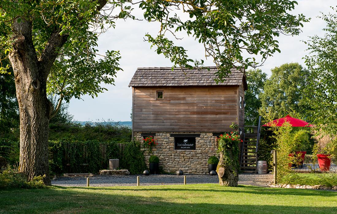 Le Domaine des Prés Verts Spa: Des hébergements « insolites » au cœur de la Bourgogne