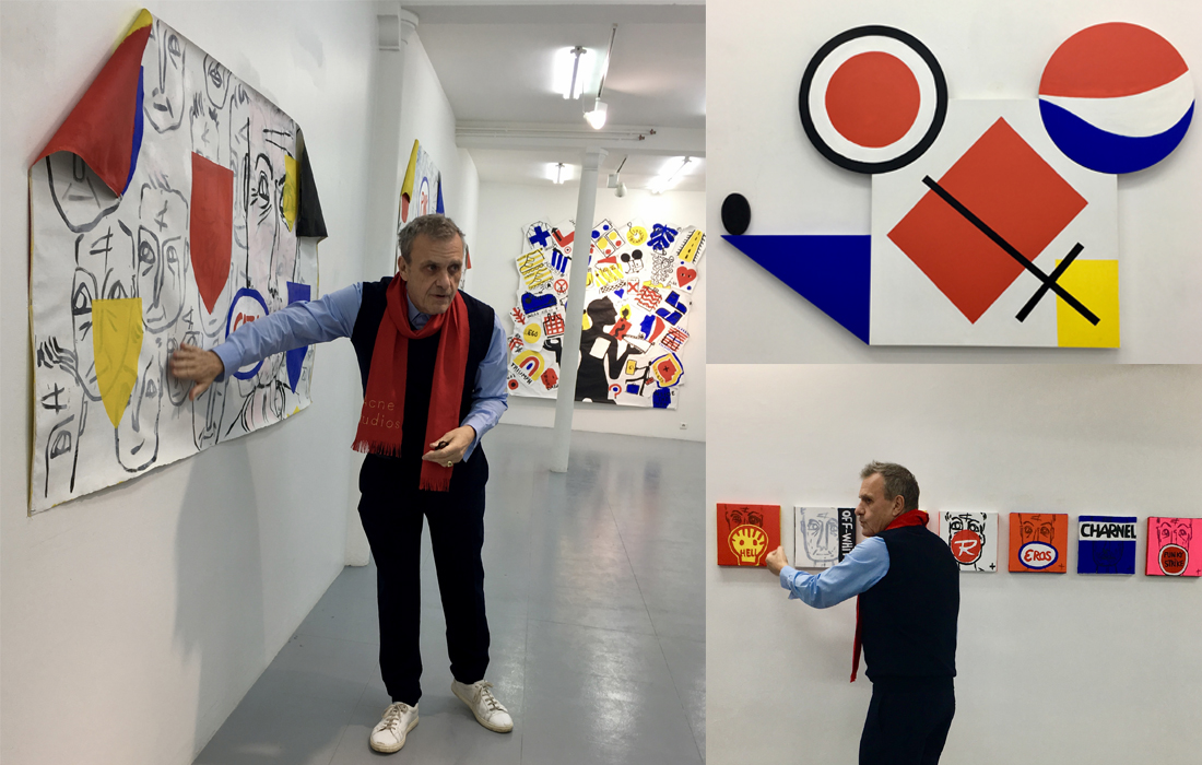 « I Want, the Empire of Collaboration », l'exposition de Jean-Charles de Castelbajac