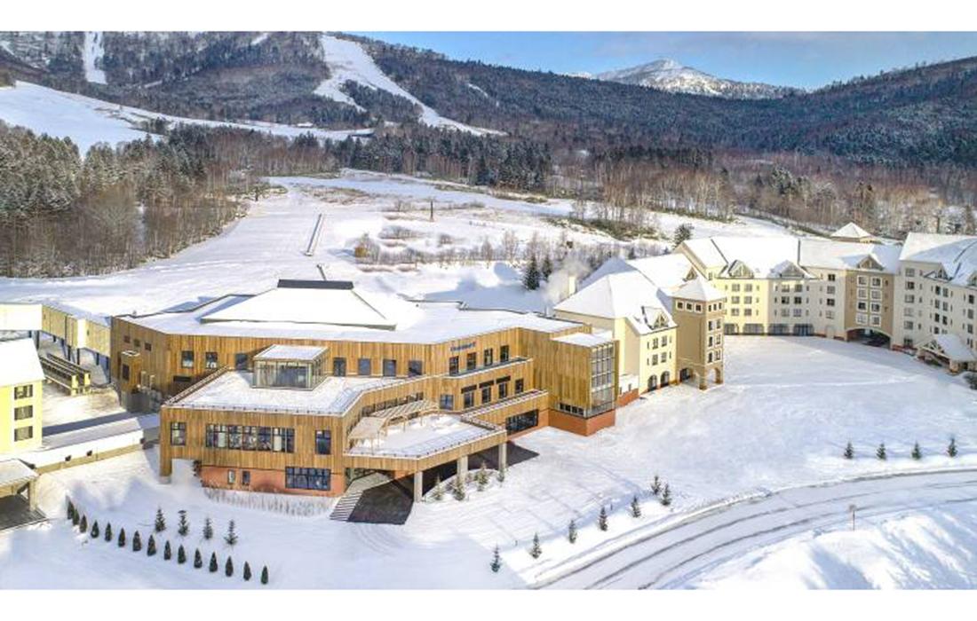 Un second village montagne du Club Med vient d'ouvrir au Japon