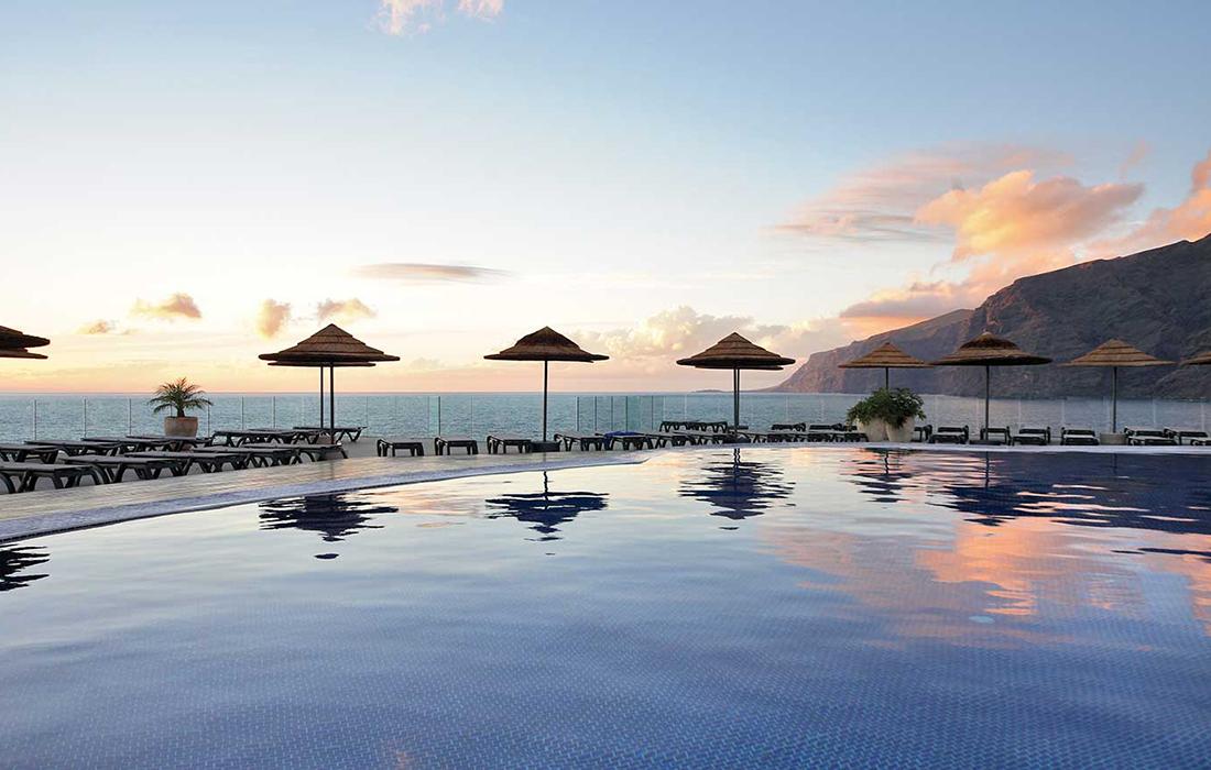 Le Royal Hideaway Corales Resort: un hôtel de luxe aux Canaries à Tenerife par Barcelo