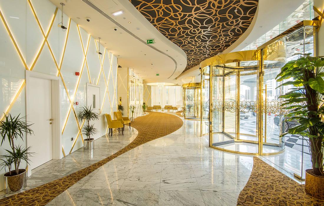 Encore un nouveau record pour Dubaï qui accueille le plus haut hôtel du monde