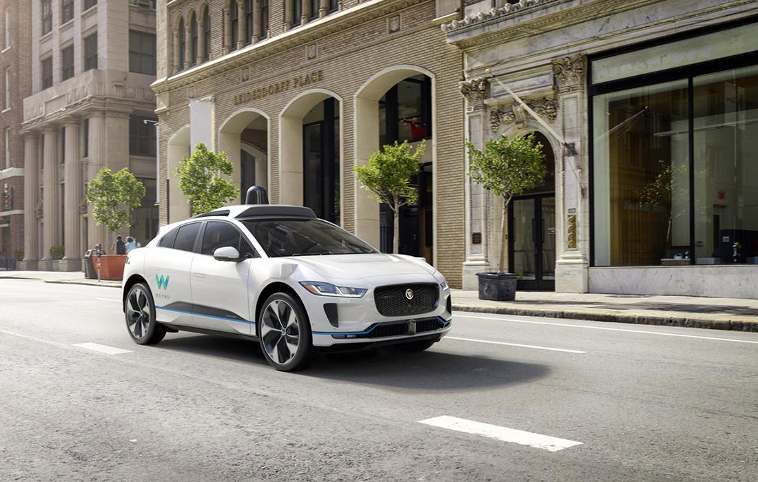 Waymo, la filiale de Google collabore avec Jaguar pour créer une voiture électrique autonome